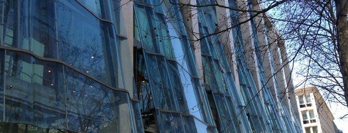 Peek & Cloppenburg is one of Berlin Best: Shops & services.