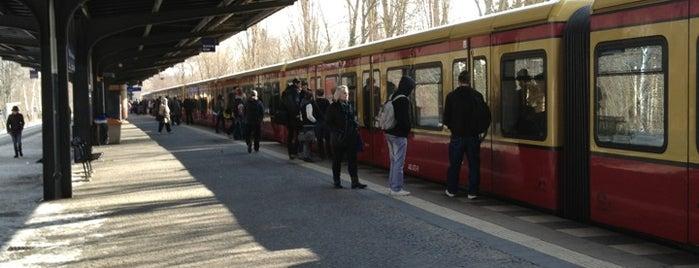 S+U Wittenau is one of U & S Bahnen Berlin by. RayJay.