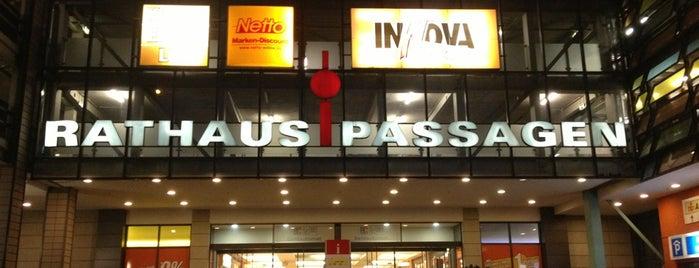 RathausPassagen is one of Berlin Best: Shops & services.