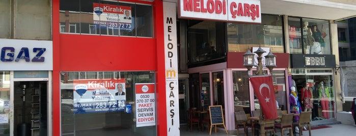 Riçi (Tavuk Pilav Kavurma) is one of Istanbul |Food|.