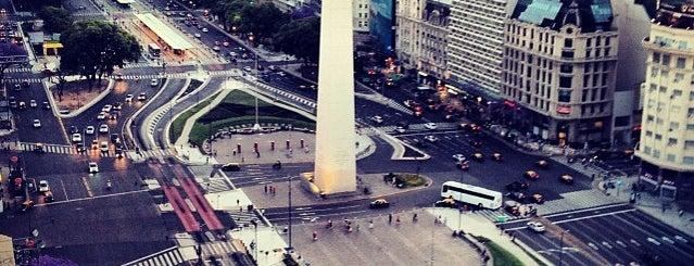 Hotel Panamericano is one of Cuatro lugares para fumar puros en Buenos Aires.