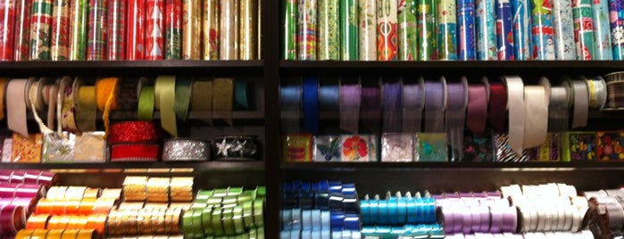 Papyrus is one of NYC Arts & Crafts + Scrapbooking.