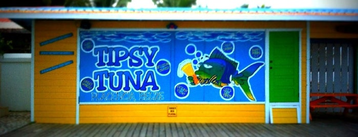 Tipsy Tuna is one of Belize.