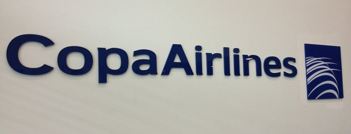 Copa Airlines is one of Empresas Colombia.