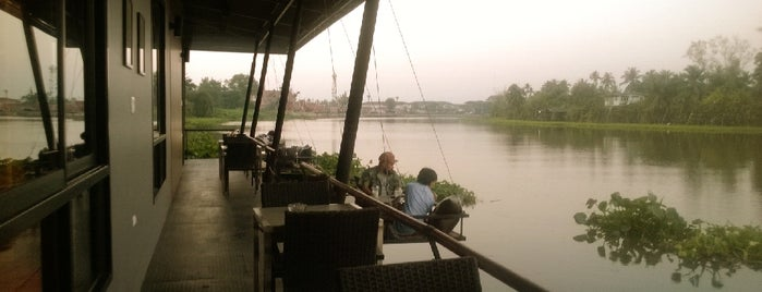 RIVA Floating Cafe is one of cafe & brunch.