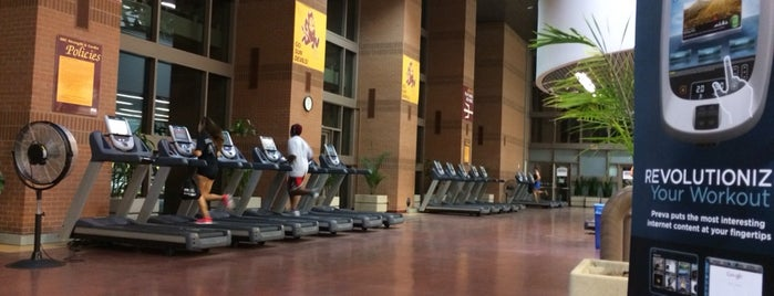 Sun Devil Fitness Complex is one of Tempe Points of Pride.