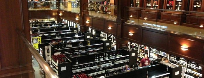Wine Library is one of Things to Do in NJ.