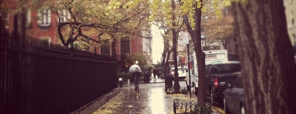 Gramercy Park is one of JB's Top NYC Spots.
