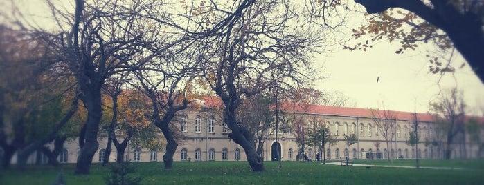 Eğitim Fakültesi is one of Yıldız Teknik Üniversitesi (YTÜ).