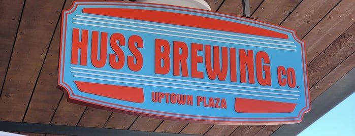 Huss Brewing Co. Taproom is one of Phoenix.