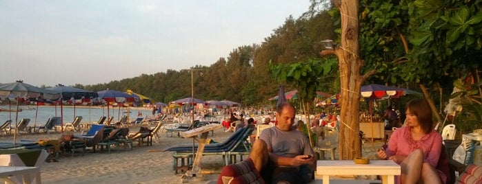 The Beach Club is one of Just Phuket.