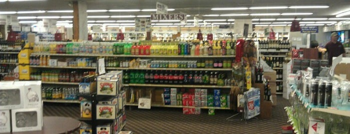 M&R Liquors is one of FT6.