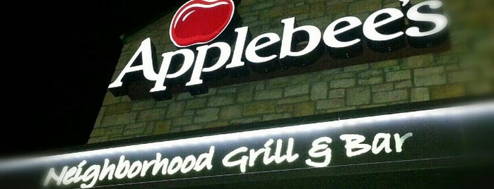 Applebee's Grill + Bar is one of Lupeさんのお気に入りスポット.