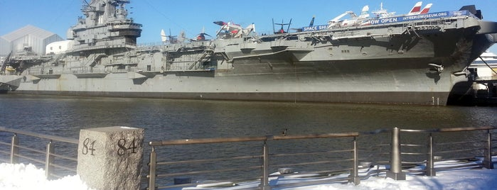 Intrepid Sea, Air & Space Museum is one of Trip to New York City.