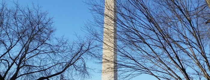 Washington Monument is one of Lieux qui ont plu à J..