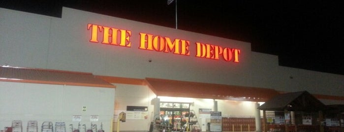 The Home Depot is one of Posti che sono piaciuti a J..