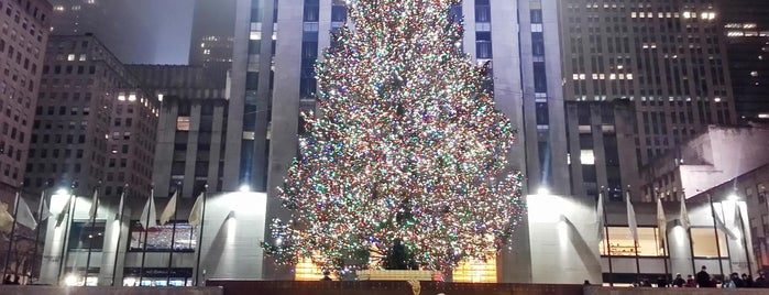 Rockefeller Center is one of Trip to New York City.