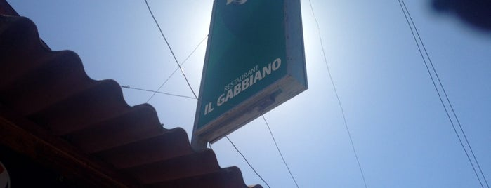 Restaurant Il Gabbiano is one of Lieux qui ont plu à Andres.