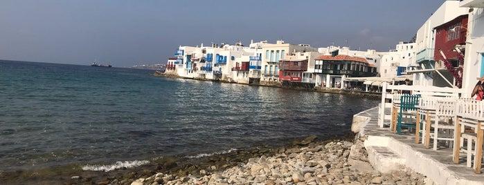 Little Venice is one of Grécia.