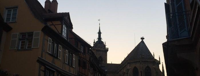 Quartier des Tanneurs is one of Strazburg Frankfurt Heidelberg.