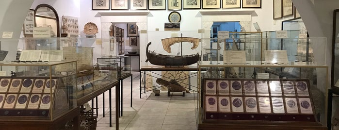 Aegean Maritime Museum is one of Mega big things to do list.
