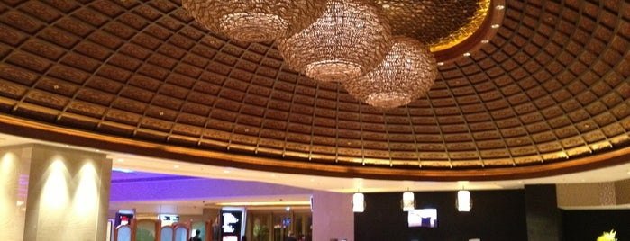 Sheraton Grand Macao Hotel, Cotai Central is one of สถานที่ที่ SV ถูกใจ.