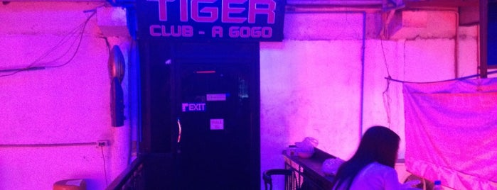 Tiger a-Go-Go is one of strip clubs 3 XXX.