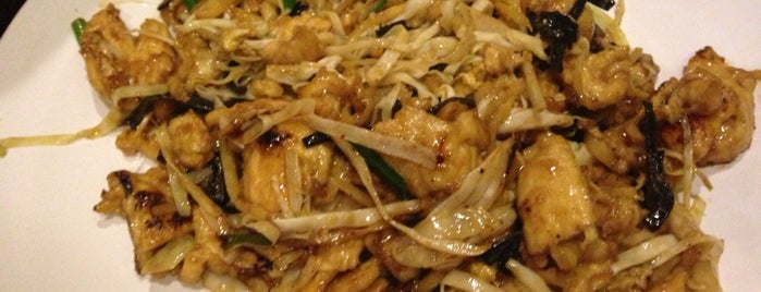 Zen Chow Asian Diner is one of North Texas favs.