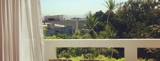 Casa Mosquito is one of Destination: Rio.