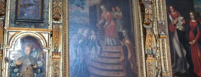 Igreja de Santa Clara is one of Porto.