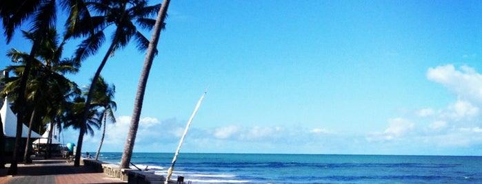 Praia de Boa Viagem is one of Lieux qui ont plu à Mariana.