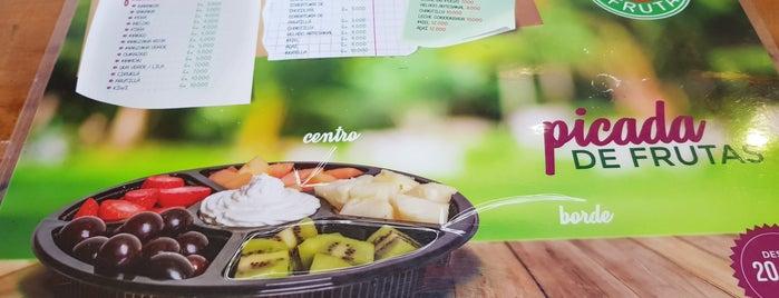¡Quiero Fruta! is one of Orte, die Das gefallen.