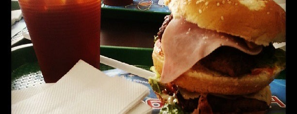 Mega Hamburguesas is one of Top picks for Food and Drink Shops.