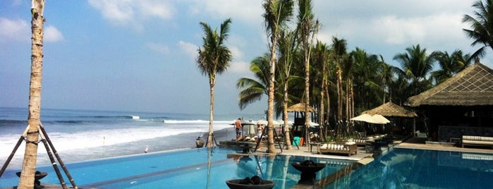 The Legian Bali Hotel is one of pick up.