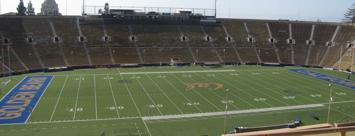 California Memorial Stadium is one of Sports Stadiums/Arenas/Parks.