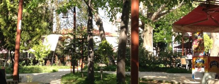 Park Cafe is one of Posti che sono piaciuti a Ayşe.