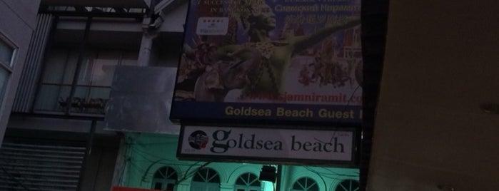 Goldsea Beach Hotel is one of Ladybug : понравившиеся места.
