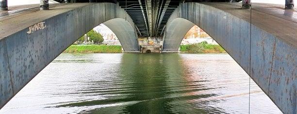 Puente Cristo de la Expiración is one of สถานที่ที่ Miguel ถูกใจ.