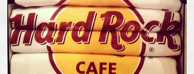 Hard Rock Cafe is one of Must go in Msc for M&M.