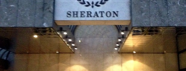 Sheraton Brussels Airport Hotel is one of สถานที่ที่ Christophe ถูกใจ.