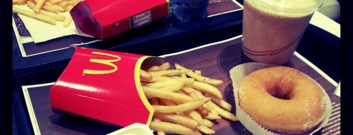 McDonald's is one of Orte, die Yana gefallen.