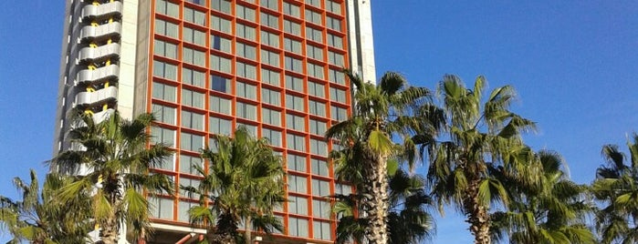 Hesperia Fira Suites Aparthotel L'Hospitalet de Llobregat is one of Lugares LH.