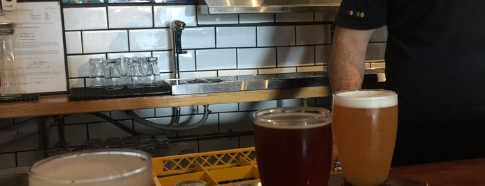 Pacific Plate Brewery Taproom is one of Los Angeles.