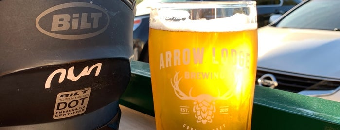 Arrow Lodge Brewing is one of California Breweries 4.