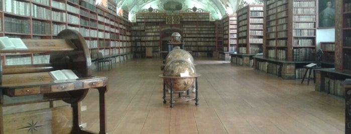 Strahovská knihovna is one of Books everywhere I..