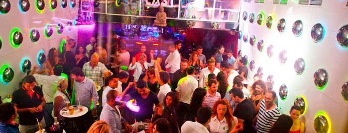 Taksim Çınaraltı Club is one of Karma2.
