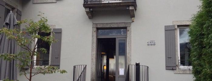 Hôtel Faucigny is one of Lugares favoritos de Kyle.