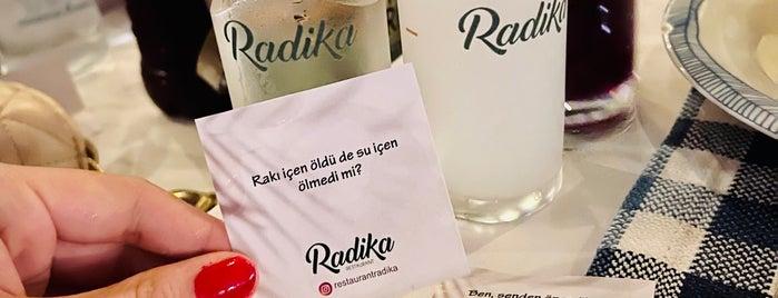Radika Meze & Balık is one of Antalya.