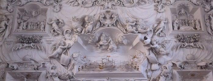 Oratorio S.S. Rosario in Santa Cita is one of Palermo Sights.