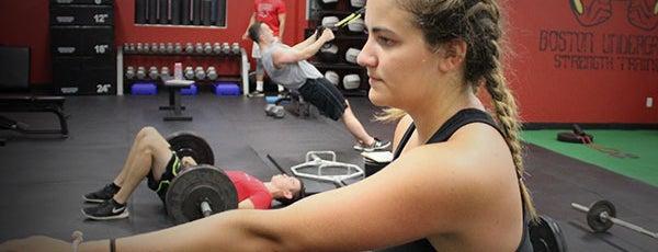 Boston Underground Strength Training is one of Posti che sono piaciuti a Federico.